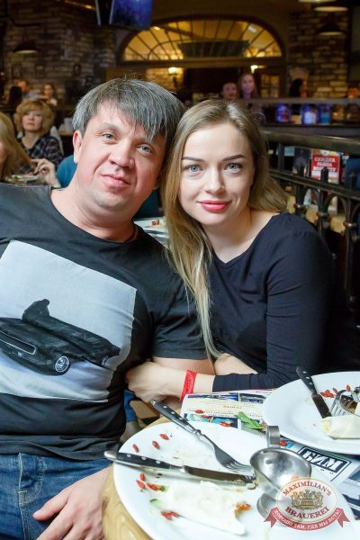 День рождения «БИМ-радио». Специальный гость: Uma2rman, 30 ноября 2017 - Ресторан «Максимилианс» Казань - 41