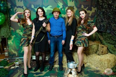 День защитника Отечества, 23 февраля 2019 - Ресторан «Максимилианс» Казань - 1