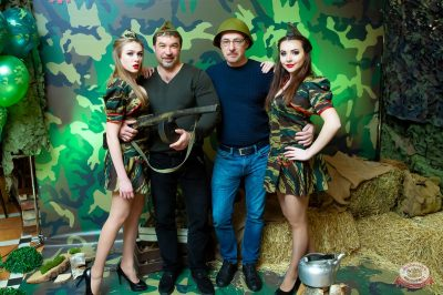 День защитника Отечества, 23 февраля 2019 - Ресторан «Максимилианс» Казань - 2