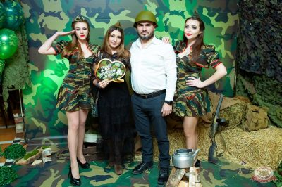 День защитника Отечества, 23 февраля 2019 - Ресторан «Максимилианс» Казань - 3