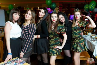 День защитника Отечества, 23 февраля 2019 - Ресторан «Максимилианс» Казань - 43