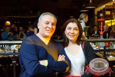 Группа «Рок-острова», 29 марта 2018 - Ресторан «Максимилианс» Казань - 59