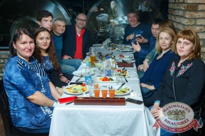 Группа «Крематорий», 19 апреля 2018 - Ресторан «Максимилианс» Казань - 29