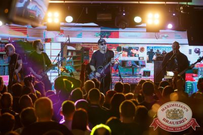 Группа «Крематорий», 19 апреля 2018 - Ресторан «Максимилианс» Казань - 3