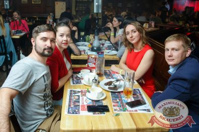 Stand Up & Beatbox Show: Александр Шаляпин, 17 мая 2018 - Ресторан «Максимилианс» Казань - 48