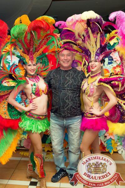 «Дыхание ночи»: бразильская вечеринка «Viva laBrasilia», 15 июня 2018 - Ресторан «Максимилианс» Казань - 005