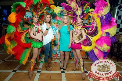 «Дыхание ночи»: бразильская вечеринка «Viva laBrasilia», 15 июня 2018 - Ресторан «Максимилианс» Казань - 016