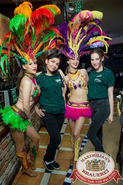 «Дыхание ночи»: бразильская вечеринка «Viva laBrasilia», 15 июня 2018 - Ресторан «Максимилианс» Казань - 080
