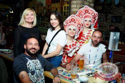 «Дыхание ночи»: русская вечеринка «Matreshka Party», 16 июня 2018 - Ресторан «Максимилианс» Казань - 72