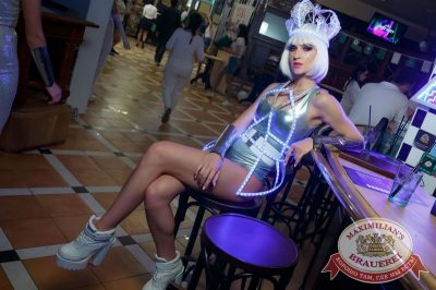 «Дыхание ночи»: Record White Party. Dj Cosmo & Skoro, 22 июня 2018 - Ресторан «Максимилианс» Казань - 14