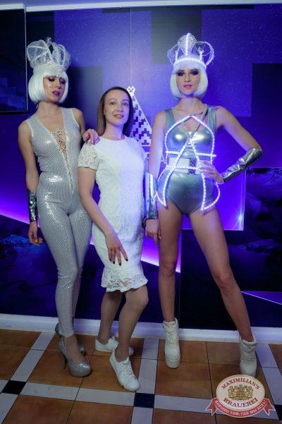 «Дыхание ночи»: Record White Party. Dj Cosmo & Skoro, 22 июня 2018 - Ресторан «Максимилианс» Казань - 3