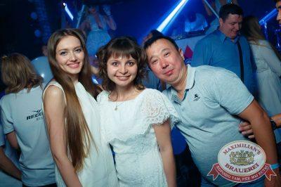 «Дыхание ночи»: Record White Party. Dj Cosmo & Skoro, 22 июня 2018 - Ресторан «Максимилианс» Казань - 40