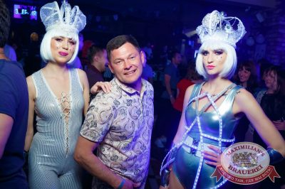 «Дыхание ночи»: Record White Party. Dj Cosmo & Skoro, 22 июня 2018 - Ресторан «Максимилианс» Казань - 57