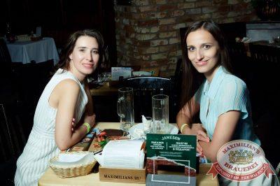 «Дыхание ночи»: Record White Party. Dj Cosmo & Skoro, 22 июня 2018 - Ресторан «Максимилианс» Казань - 78