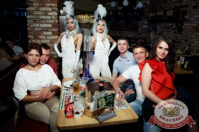 «Дыхание ночи»: Record White Party. Dj Cosmo & Skoro, 22 июня 2018 - Ресторан «Максимилианс» Казань - 79