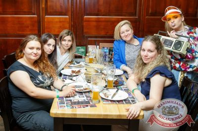 Вечеринка БИМ-Радио: «Мы из 90-х», 23 июня 2018 - Ресторан «Максимилианс» Казань - 76