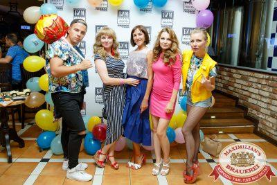 Вечеринка БИМ-Радио: «Мы из 90-х», 21 июля 2018 - Ресторан «Максимилианс» Казань - 012