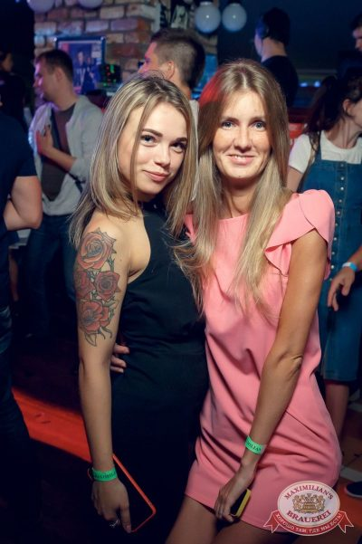 «Дыхание ночи»: Dj Miller, 3 августа 2018 - Ресторан «Максимилианс» Казань - 41