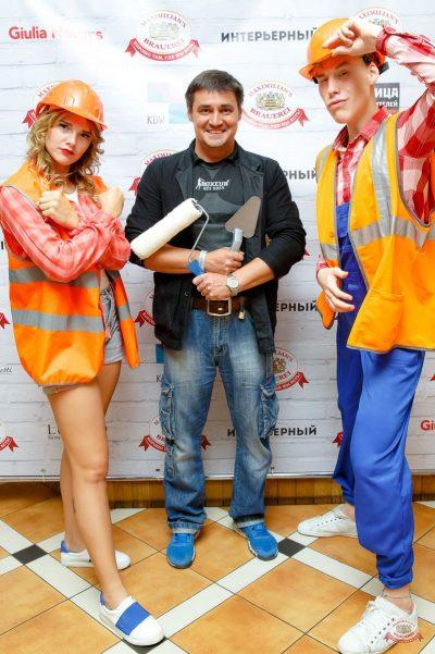 День строителя сжурналом «Интерьерный», 28 августа 2018 - Ресторан «Максимилианс» Казань - 14