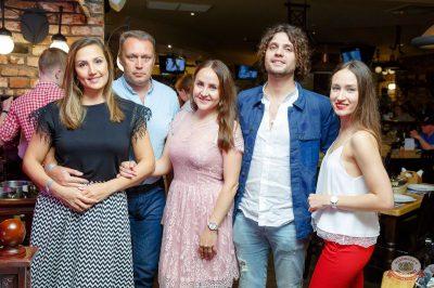 День строителя сжурналом «Интерьерный», 28 августа 2018 - Ресторан «Максимилианс» Казань - 59
