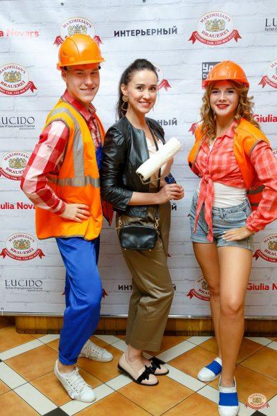 День строителя сжурналом «Интерьерный», 28 августа 2018 - Ресторан «Максимилианс» Казань - 8