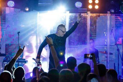 «Вечеринка Ретро FM»: «Комиссар», «Технология», «Размер Project», 13 сентября 2018 - Ресторан «Максимилианс» Казань - 1