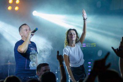 «Вечеринка Ретро FM»: «Комиссар», «Технология», «Размер Project», 13 сентября 2018 - Ресторан «Максимилианс» Казань - 19
