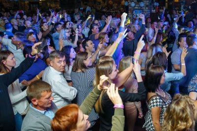 «Вечеринка Ретро FM»: «Комиссар», «Технология», «Размер Project», 13 сентября 2018 - Ресторан «Максимилианс» Казань - 25