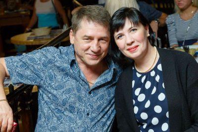 «Вечеринка Ретро FM»: «Комиссар», «Технология», «Размер Project», 13 сентября 2018 - Ресторан «Максимилианс» Казань - 26