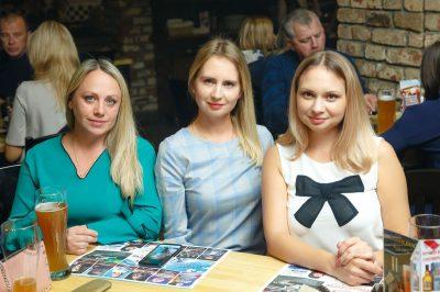 «Вечеринка Ретро FM»: «Комиссар», «Технология», «Размер Project», 13 сентября 2018 - Ресторан «Максимилианс» Казань - 29