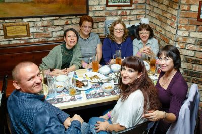 «Вечеринка Ретро FM»: «Комиссар», «Технология», «Размер Project», 13 сентября 2018 - Ресторан «Максимилианс» Казань - 31