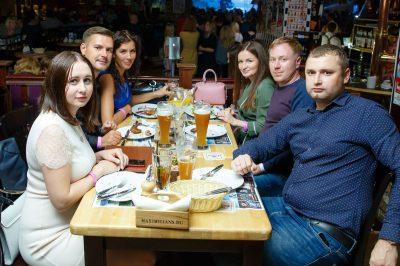 «Вечеринка Ретро FM»: «Комиссар», «Технология», «Размер Project», 13 сентября 2018 - Ресторан «Максимилианс» Казань - 34