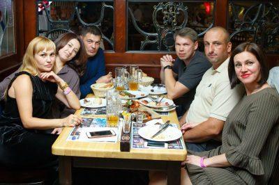 «Вечеринка Ретро FM»: «Комиссар», «Технология», «Размер Project», 13 сентября 2018 - Ресторан «Максимилианс» Казань - 36