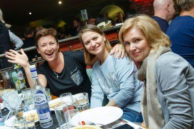 «Вечеринка Ретро FM»: «Комиссар», «Технология», «Размер Project», 13 сентября 2018 - Ресторан «Максимилианс» Казань - 40