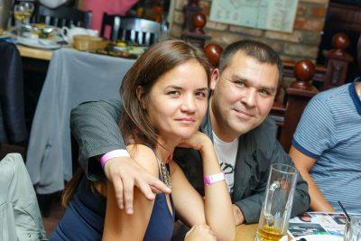 «Вечеринка Ретро FM»: «Комиссар», «Технология», «Размер Project», 13 сентября 2018 - Ресторан «Максимилианс» Казань - 43