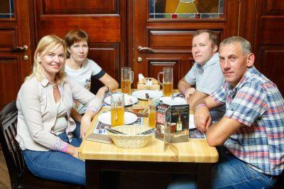 «Вечеринка Ретро FM»: «Комиссар», «Технология», «Размер Project», 13 сентября 2018 - Ресторан «Максимилианс» Казань - 44