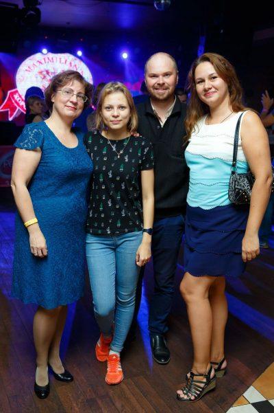 «Вечеринка Ретро FM»: «Комиссар», «Технология», «Размер Project», 13 сентября 2018 - Ресторан «Максимилианс» Казань - 45