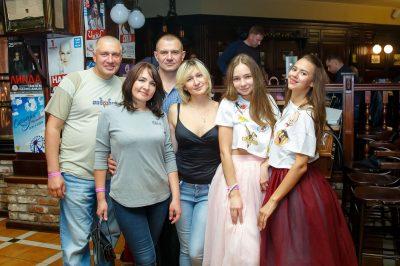 «Вечеринка Ретро FM»: «Комиссар», «Технология», «Размер Project», 13 сентября 2018 - Ресторан «Максимилианс» Казань - 50