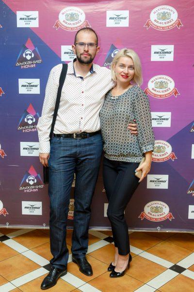 «Вечеринка Ретро FM»: «Комиссар», «Технология», «Размер Project», 13 сентября 2018 - Ресторан «Максимилианс» Казань - 51