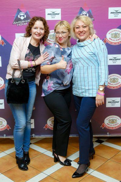 «Вечеринка Ретро FM»: «Комиссар», «Технология», «Размер Project», 13 сентября 2018 - Ресторан «Максимилианс» Казань - 53