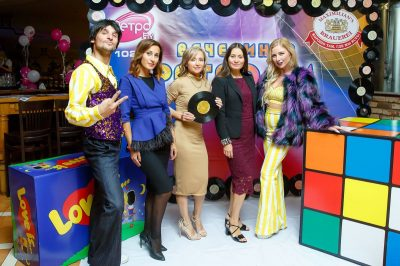 «Вечеринка Ретро FM», 14 сентября 2018 - Ресторан «Максимилианс» Казань - 11
