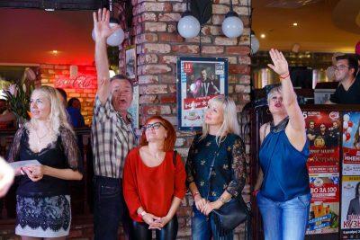 «Вечеринка Ретро FM», 14 сентября 2018 - Ресторан «Максимилианс» Казань - 16
