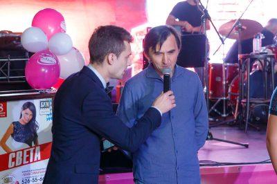 «Вечеринка Ретро FM», 14 сентября 2018 - Ресторан «Максимилианс» Казань - 20