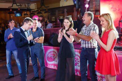 «Вечеринка Ретро FM», 14 сентября 2018 - Ресторан «Максимилианс» Казань - 21