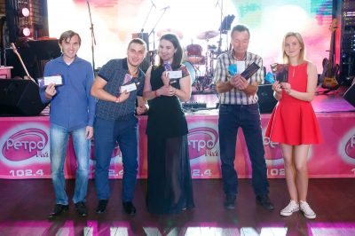 «Вечеринка Ретро FM», 14 сентября 2018 - Ресторан «Максимилианс» Казань - 25