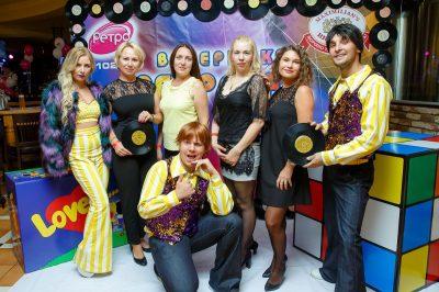 «Вечеринка Ретро FM», 14 сентября 2018 - Ресторан «Максимилианс» Казань - 3