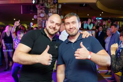 «Вечеринка Ретро FM», 14 сентября 2018 - Ресторан «Максимилианс» Казань - 30
