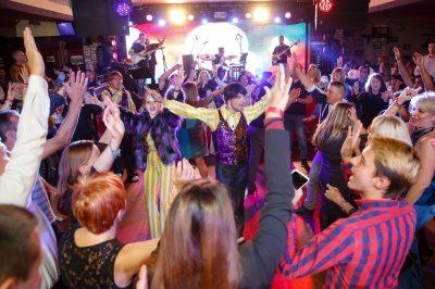 «Вечеринка Ретро FM», 14 сентября 2018 - Ресторан «Максимилианс» Казань - 33