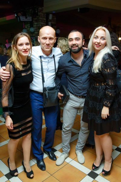 «Вечеринка Ретро FM», 14 сентября 2018 - Ресторан «Максимилианс» Казань - 49
