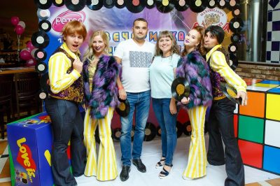 «Вечеринка Ретро FM», 14 сентября 2018 - Ресторан «Максимилианс» Казань - 5